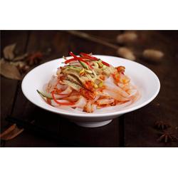 凉皮加盟配送-秦筷餐饮(在线咨询)凉皮加盟图片