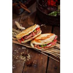 开平肉夹馍加盟-特色肉夹馍加盟-秦筷餐饮(优质商家)图片