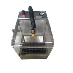 红外感应式静电除尘箱化妆品包装除尘除静电柜图片