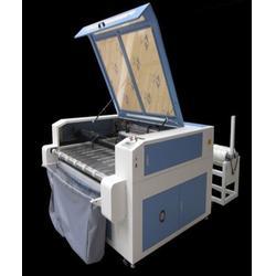 辅料激光切割机、激光切割机、易雕数控图片