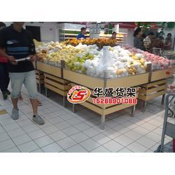 阿拉尔生鲜货架、生鲜货架、华盛货架(优质商家)图片