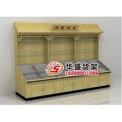 张掖木质货架、订做木质货架、华盛货架(优质商家)图片