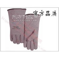 氩弧焊接手套_选知名厂家文京劳保,羊皮焊接劳保手套专卖图片
