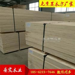 制作木箱用免熏蒸木方和LVL层积材板材优质图片