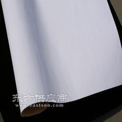 纸上不干胶黑色绒布白色圆形绒布脚垫图片