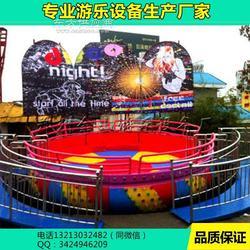 游乐园迪斯科转盘 室外大型儿童游乐设备 厂家专业供应图片