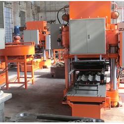 水泥瓦机,销售脊瓦模具/滴水瓦模具,专业的水泥瓦机生产厂家图片