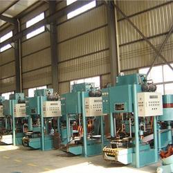 坤顺水泥彩瓦机(图)、大型水泥彩瓦机生产厂家、水泥彩瓦机图片