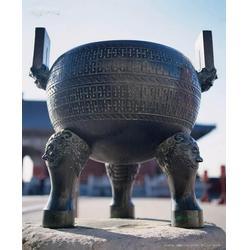 鑫鹏铜雕、铜鼎铸造厂、湖北铜鼎图片
