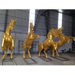 景区阿波罗战车雕塑-西安阿波罗战车雕塑-鑫鹏铜雕有限公司图片