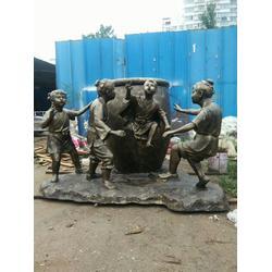 人物铜雕塑、现代人物铜雕塑、鑫鹏铸铜人物厂家图片