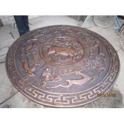 铜地雕,铜地雕铸造厂家,鑫鹏铸铜地雕厂家:图片