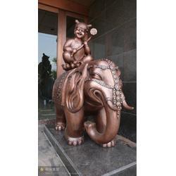 铜大象 鑫鹏铜厂 纯铜大象定制