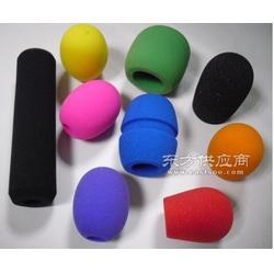 音乐器材防尘海绵套 异形防漏音话筒套厂家图片