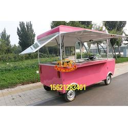 新余小吃车,亿品香餐车(在线咨询),大鱿鱼小吃车图片