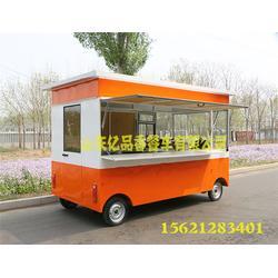 小吃车|亿品香餐车(图)|移动四轮小吃车图片