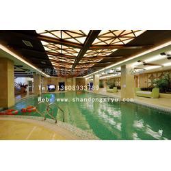 青岛洗浴中心设计,中式洗浴中心设计,济南康盛佳华(优质商家)图片