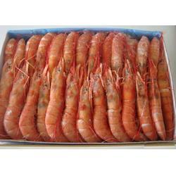 冷冻大虾厂家-宝鸡冷冻大虾-优鲜港水产大虾(查看)图片