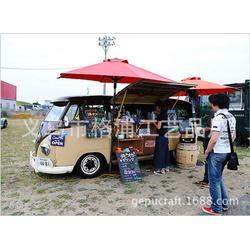 大众餐车-格浦复古模型创新新颖-定做大众餐车模型图片