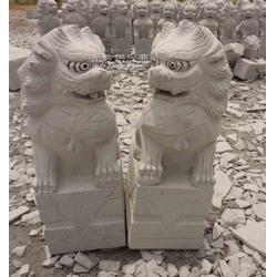 石雕石材雕刻常年销售石雕狮子的厂图片