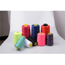 【英明线业】实力企业(图)-纯棉缝纫线供应商-纯棉缝纫线图片