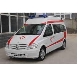 新凯奔驰救护车专业厂家图片