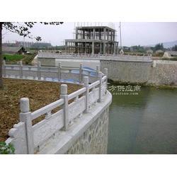 河道防护石材栏杆护栏生产厂家图片