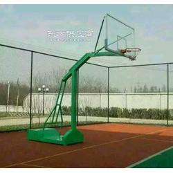 厂家生产学校篮球架图片