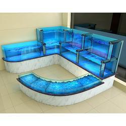 定做海鲜池|介休海鲜池|海之星水族qy8千亿国际官网图片
