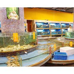 太原海之星水族公司(图)|高档酒店海鲜池|海鲜池图片