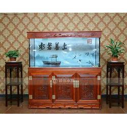 办公室鱼缸-山西鱼缸-太原海之星水族公司图片