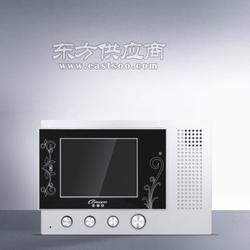 供应宝德安可视门铃BDA-38E款4.3寸液晶彩色可视分机图片
