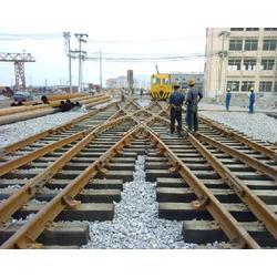 煤矿道岔供应商,林州煤矿道岔,中发铁路配件图片