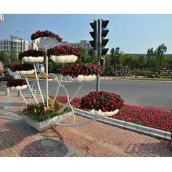 铁艺花架、新款铁艺花架、北京创园景观(优质商家)图片