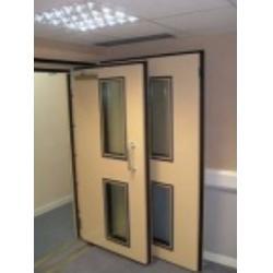 厂房隔声门子制作安装,隔声门,英达士声学设备有限公司图片