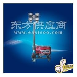 HMF961遥控升降移动照明车 4500W移动照明系统 卤素光源图片