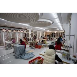 家居窗帘加盟,窗帘加盟,浩瀚时尚专业培训保障图片
