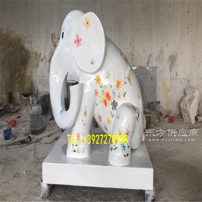 农庄景观动物雕塑_揭阳动物雕塑_名图雕塑厂家图片