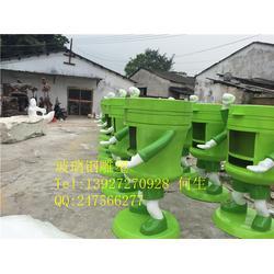 广州创意卡通雕塑艺术,名图玻璃钢雕塑工艺品图片