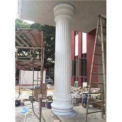 装饰罗马柱雕塑、广东罗马柱雕塑、名图雕塑厂家(查看)图片