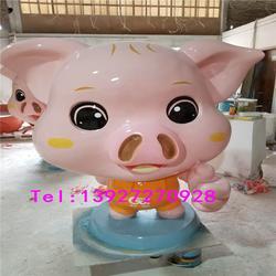 潮州定做玻璃钢雕塑景观_名图玻璃钢模型厂家(图)图片