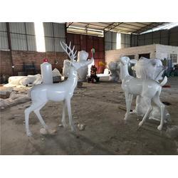 校园草丛动物雕塑-阳江动物雕塑-名图雕塑厂家图片