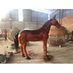 景观动物雕塑-名图雕塑厂家-温州动物雕塑图片