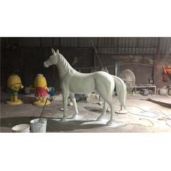 名图雕塑厂家 玻璃钢动物造型-信宜玻璃钢动物图片