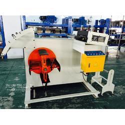 专业生产销售二合一材料架,二合一送料机,二合一材料架兼整平机-昆山欣飞亚图片