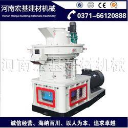 颗〓粒燃料机、秸♀杆颗粒燃ξ 料机、河南◆宏基建材机械(优质商家)图片