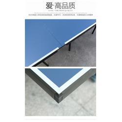 标准乒乓球台规格_乒乓球台规格_双子星体育用品图片