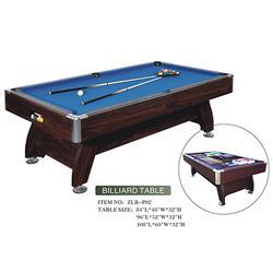双子星体育用品、甘肃桌球台、桌球台桌球厅加盟图片