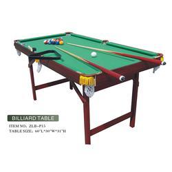 台球桌、甘肃台球桌、双子星体育用品(查看)图片