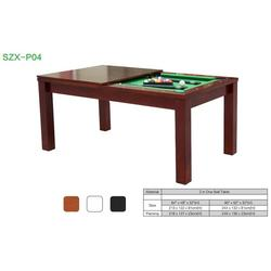 上海台球桌-双子星体育用品-斯诺克台球桌图片